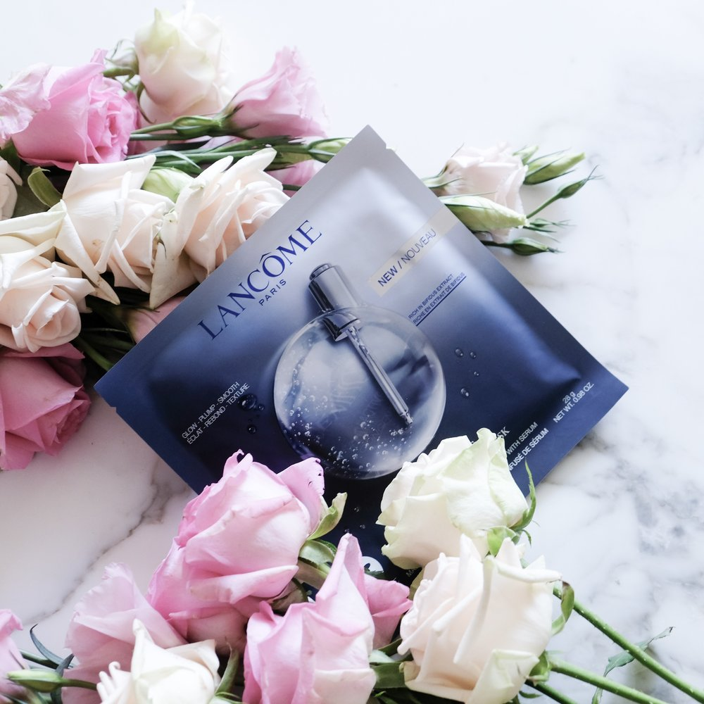Lancome ADVANCED GÉNIFIQUE HYDROGEL MELTING Mask