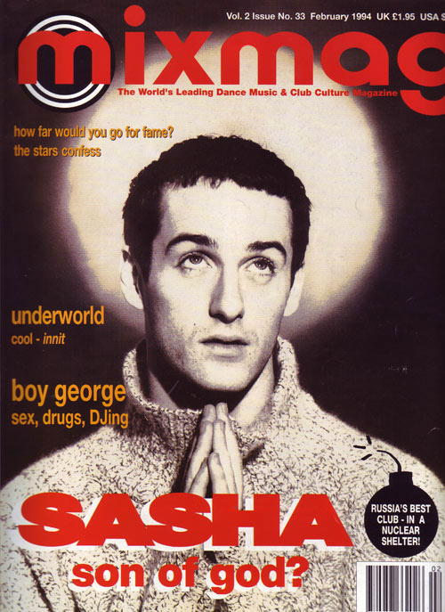 from Mixmag February 1994 (USA edition)