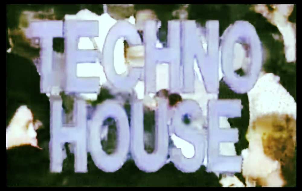 """I don't know about you but I've never heard of """"Techno House"""" before."""