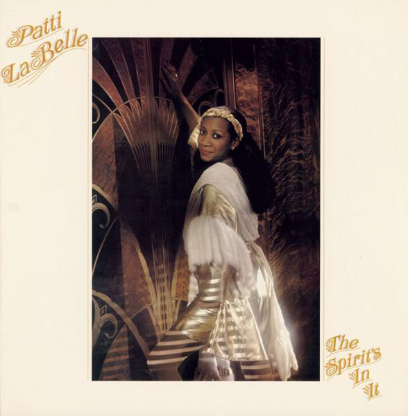 Patti Labelle's The Spirits In It. A likely inspiration for Rampling's  Community Of The Spirit.