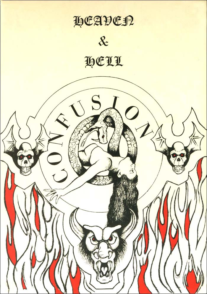 Confusion - Heaven & Hell 1990