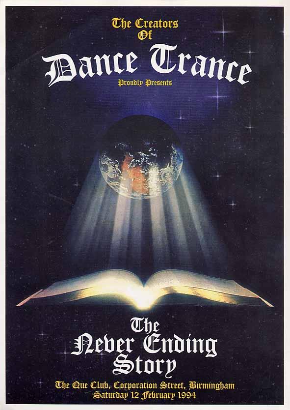 Dance Trance pres. Never Ending Story 1994