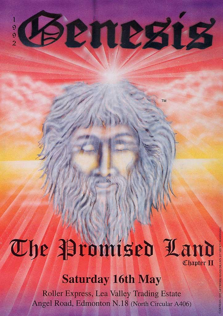 Genesis - Promised Land 1992
