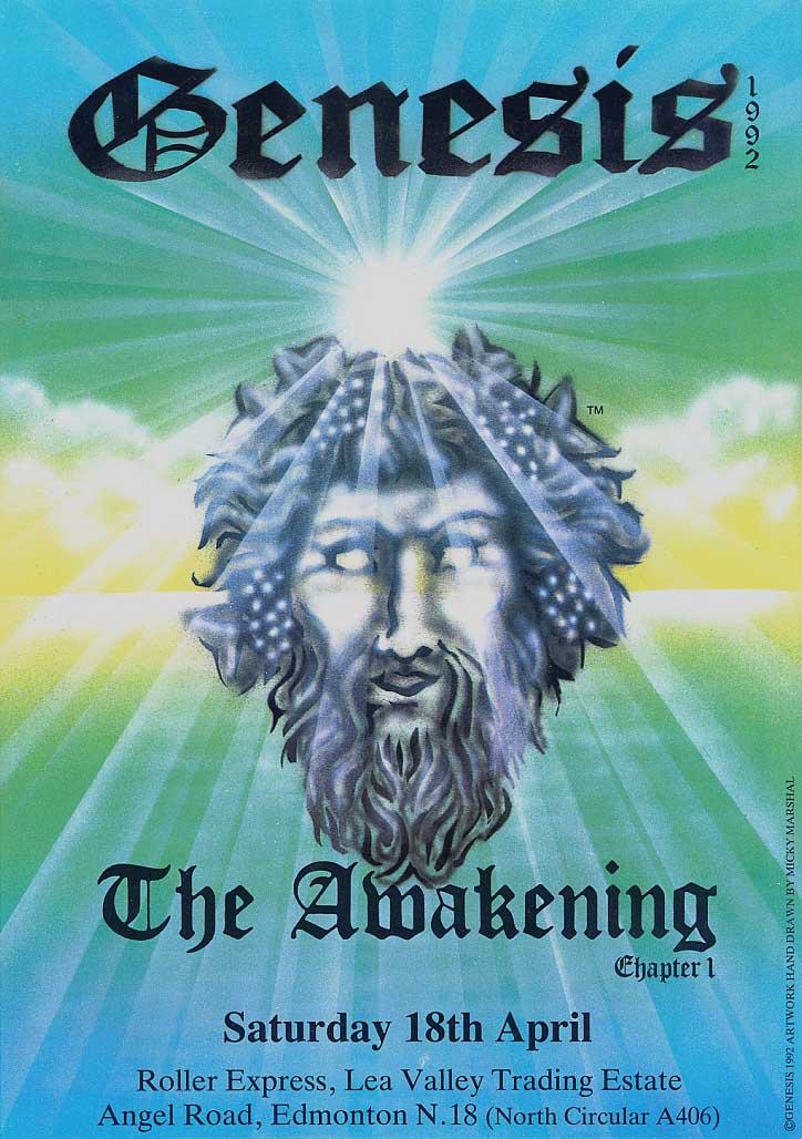 Genesis - Awakening 1992