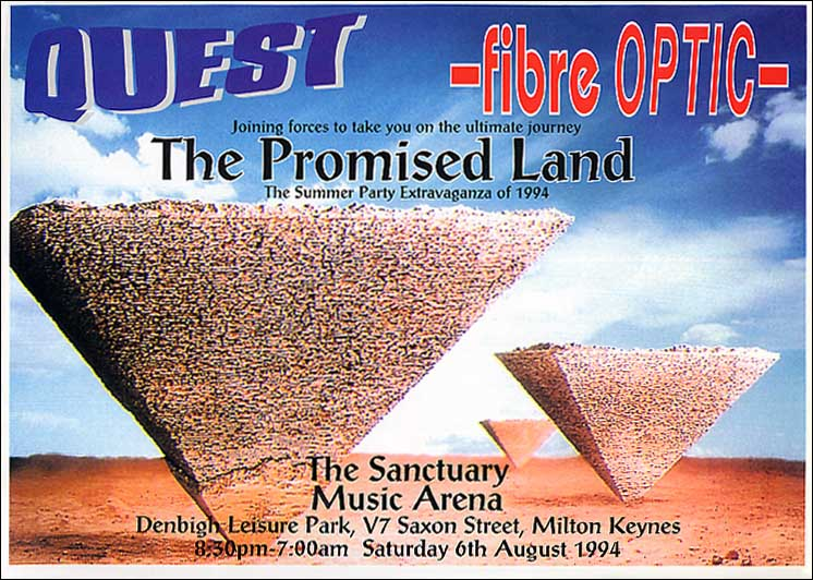 Quest - Promised Land 1994