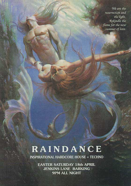 Raindance - Resurrection 1992