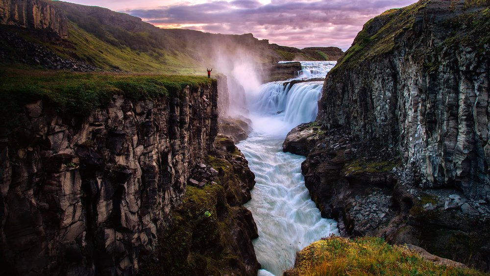 Gulfoss, Wim Denijs