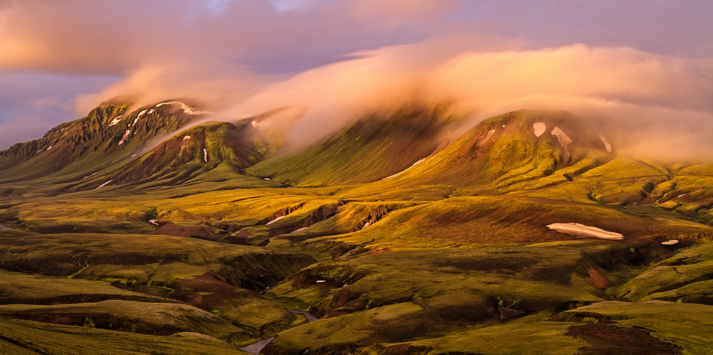 Alftavatn, IJsland
