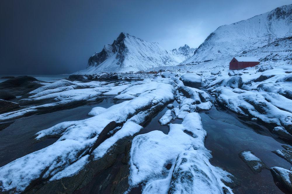 Vikten, Lofoten