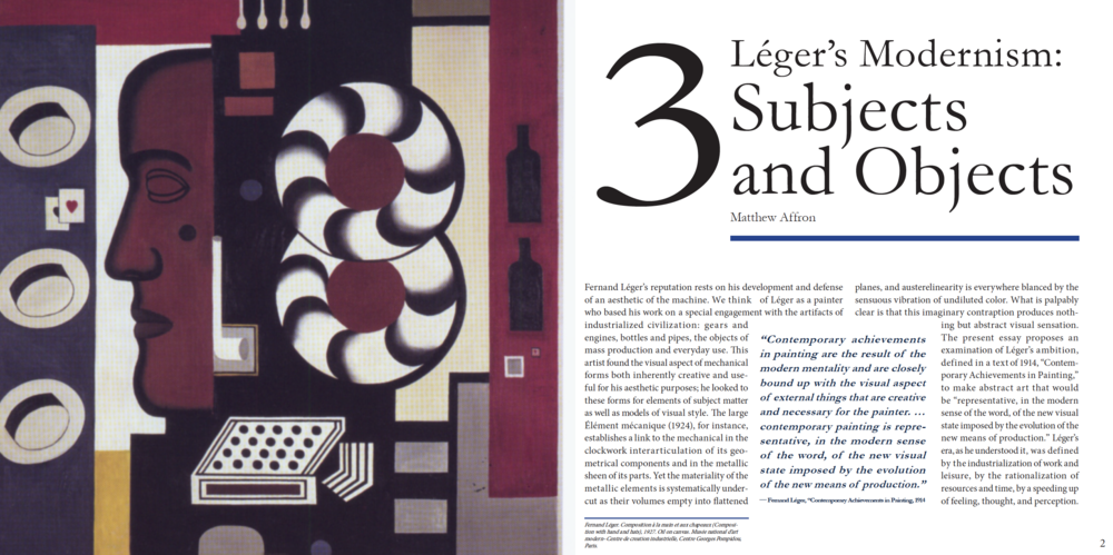 Chapter Header Spread: Dealing with type placement for publications