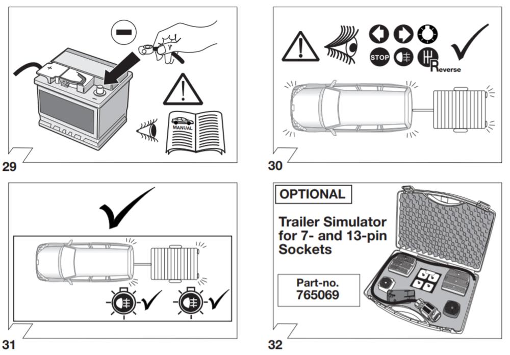 Brink kabelset voor Peugeot 207, 308, 308CC en 3008