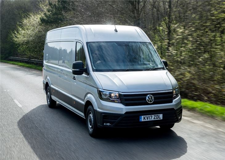 Tow bar coding for the brand new Volkswagen Crafter