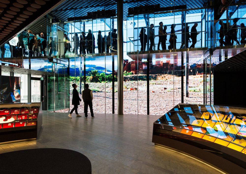 FIFA Museum /  Emch