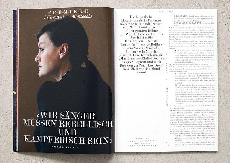 Franz Josef / Magazin der Bayerischen Staatsoper