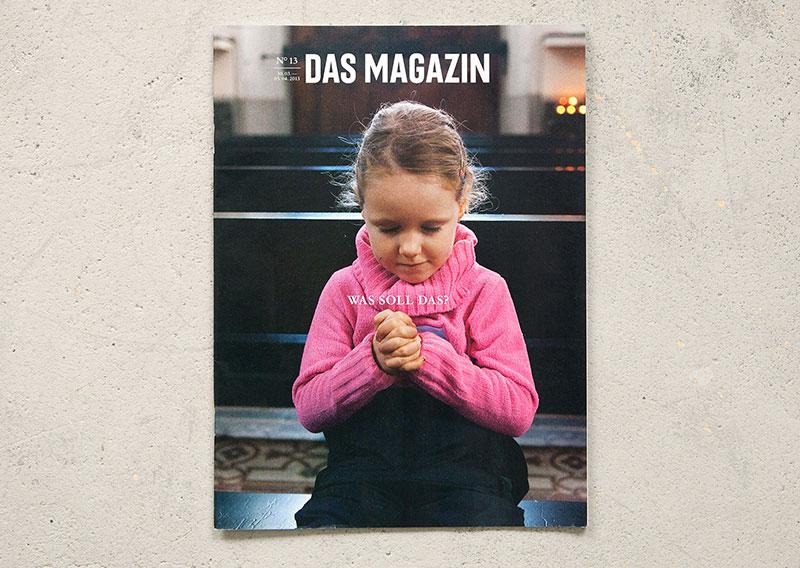 Was soll das / Das Magazin