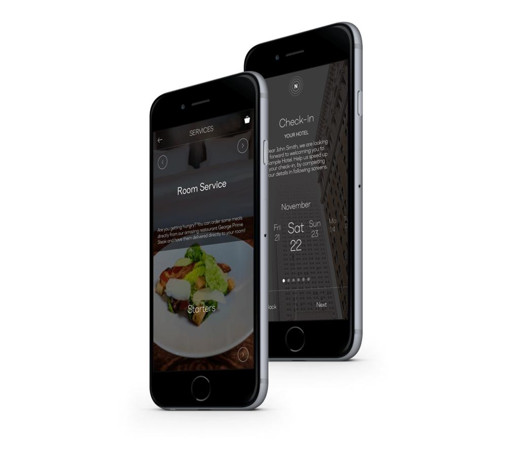 Mews Navigator Concierge App