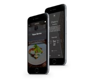 The Mews Navigator Concierge App