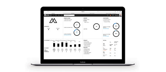 The Mews Commander PMS streamlines your back-end so you can focus on guest