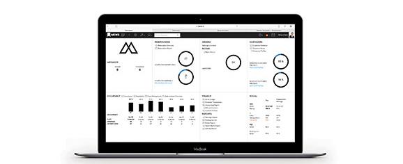 The Mews Commander PMS streamlines your back-end so you can focus on your guests