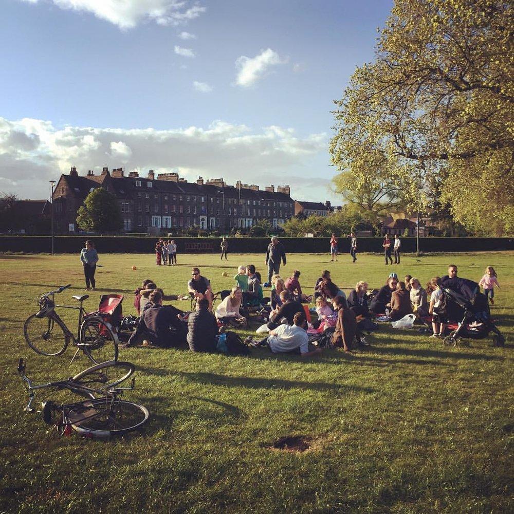 student welcome week edinburgh
