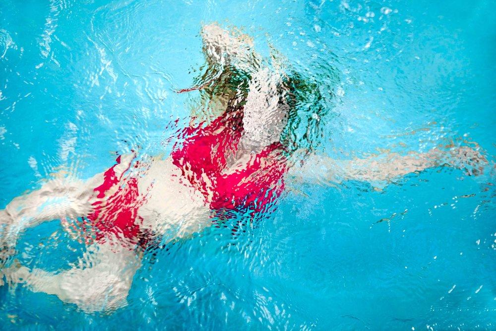 Cheryl Maeder Celestial Babies Submerge Judith I