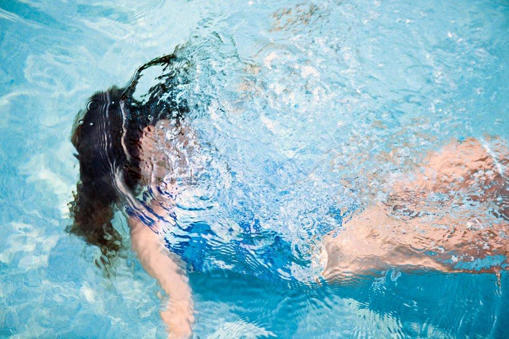 Cheryl Maeder Celestial Babies Submerge VII