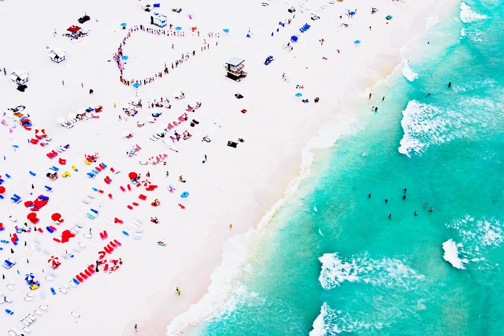 Cheryl Maeder South Beach Swimming