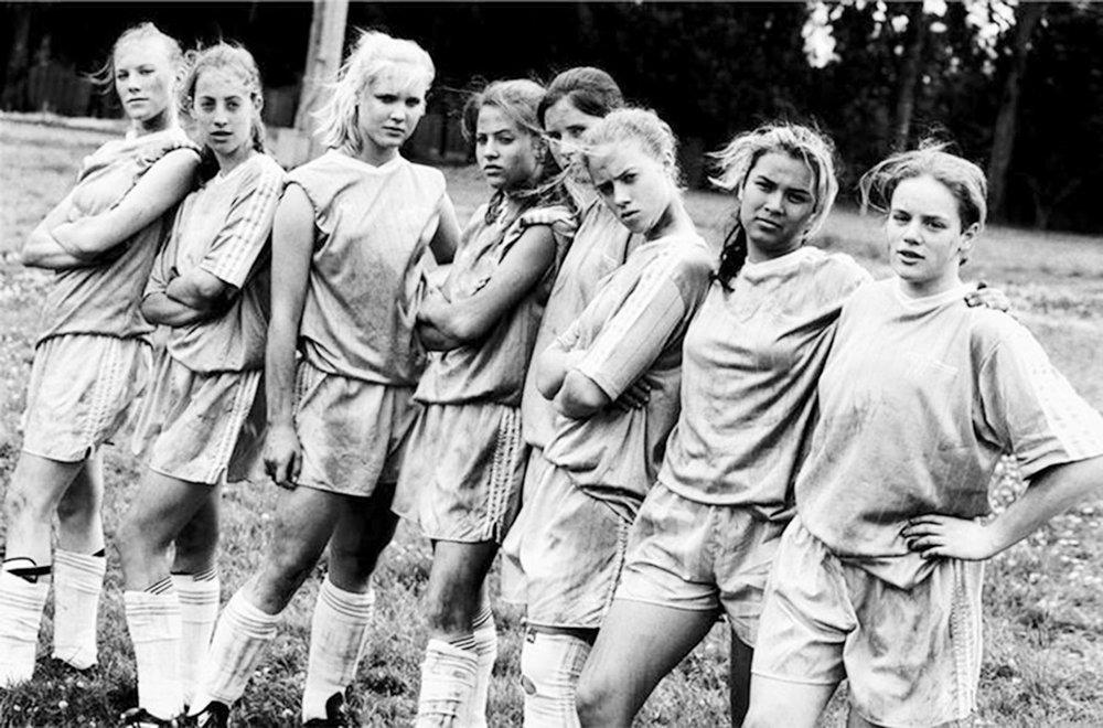 Cheryl Maeder Soccer Girls