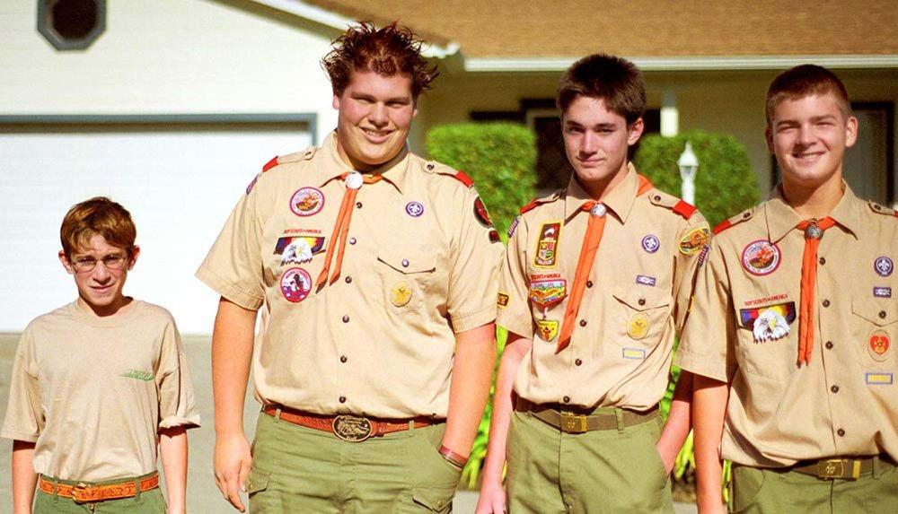 Cheryl Maeder Boy Scouts