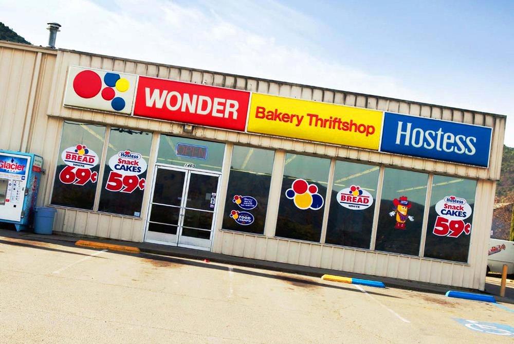 Cheryl Maeder Wonder Bread
