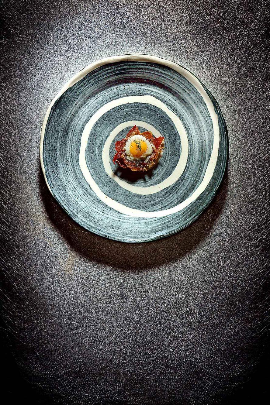Kevin Mallett Fried Egg