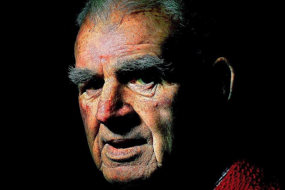 Kevin Mallett Portrait
