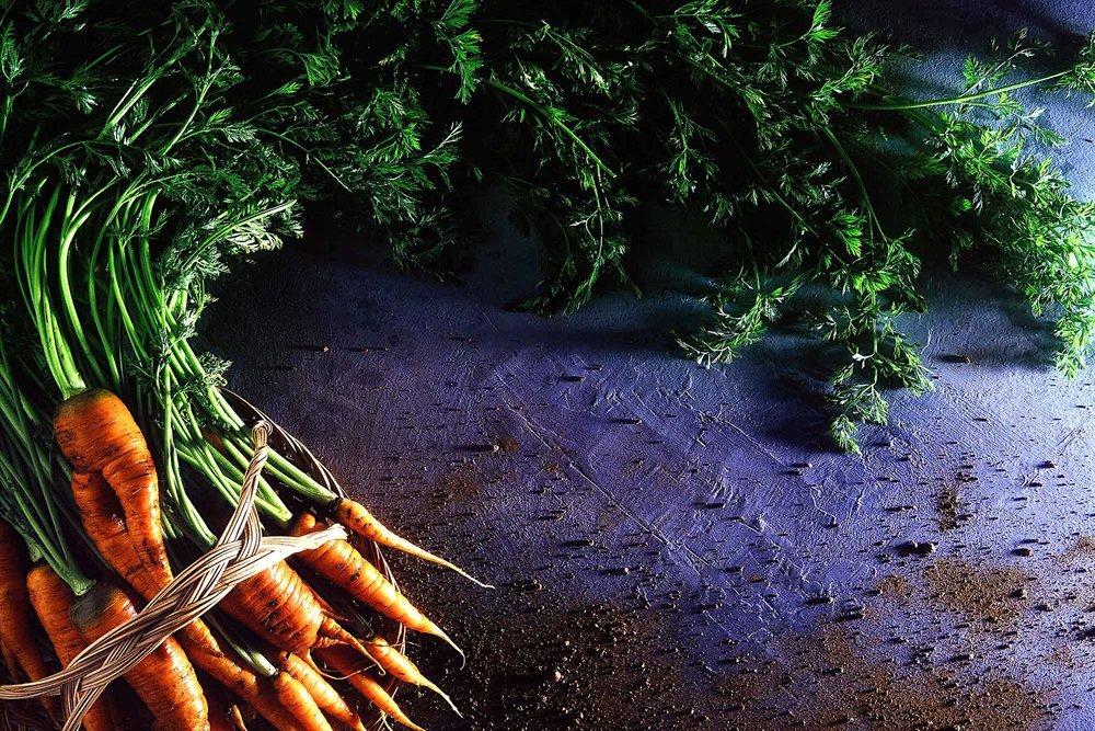 Kevin Mallett Carrots