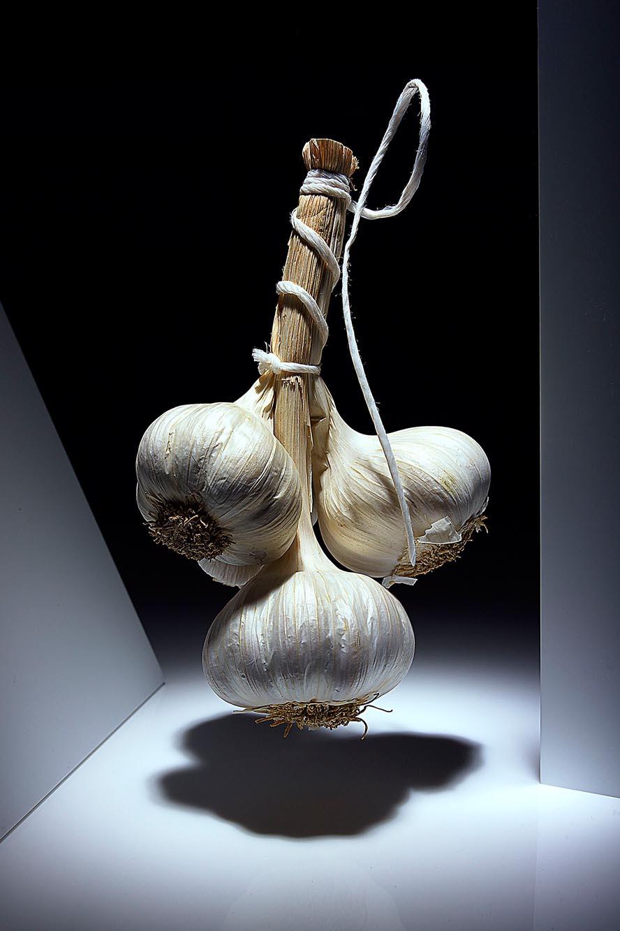Kevin Mallett Garlic Bulbs
