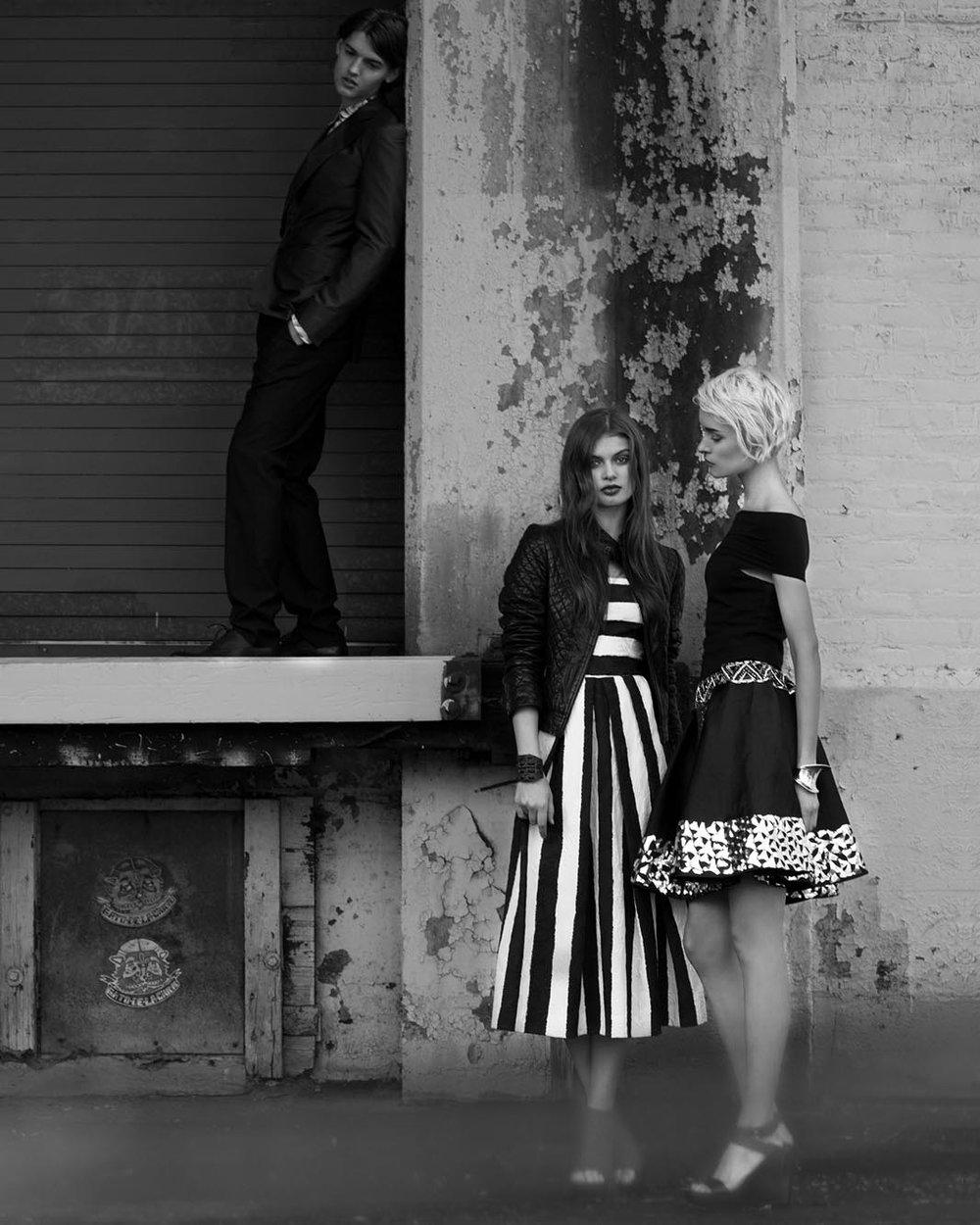 Demetrius Fordham Fashion