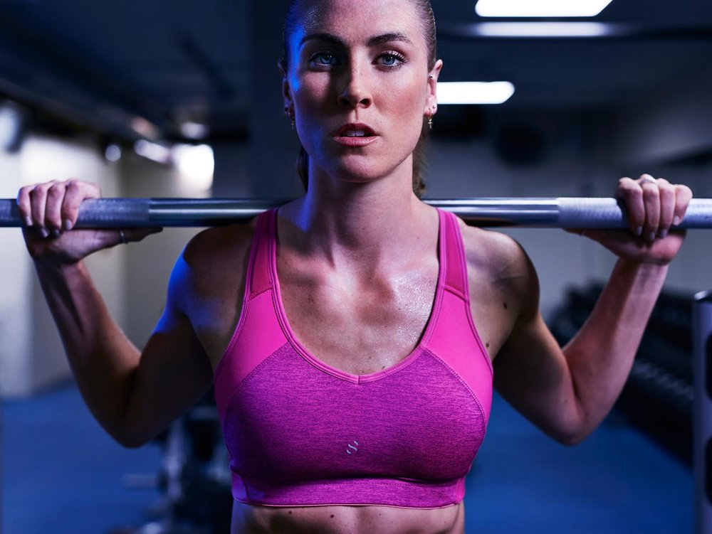 Duncan Nicholls Weightlifting