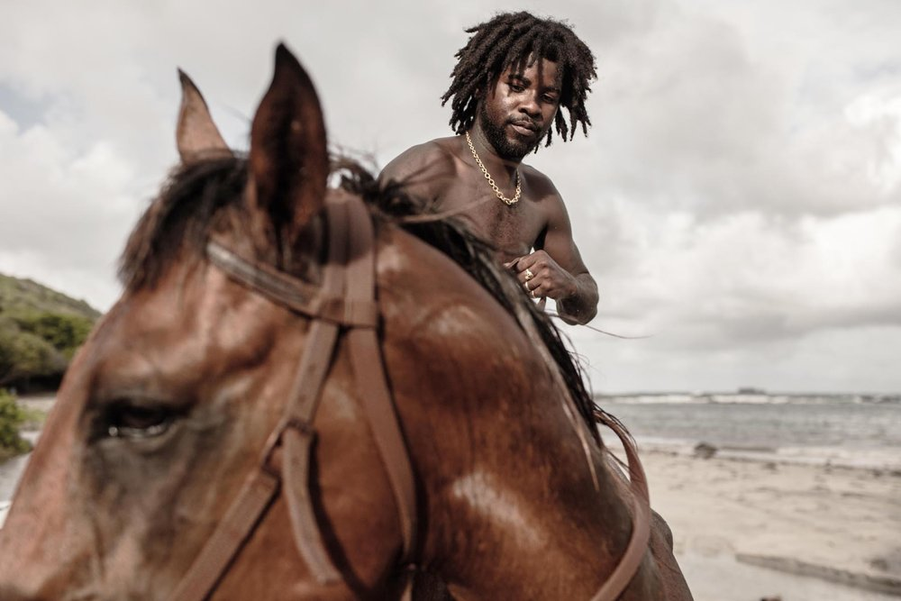 Richard Wadey Man & Horse