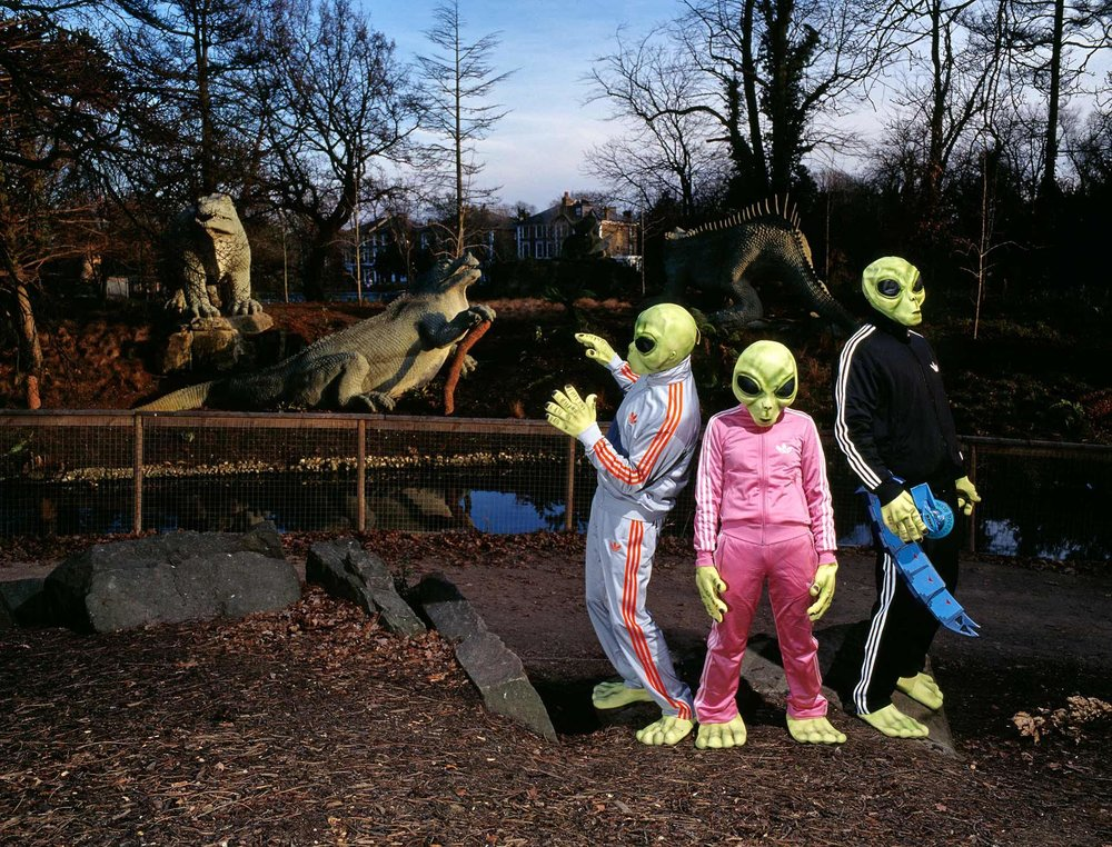 Jessica Van Der Weert Adidas Aliens
