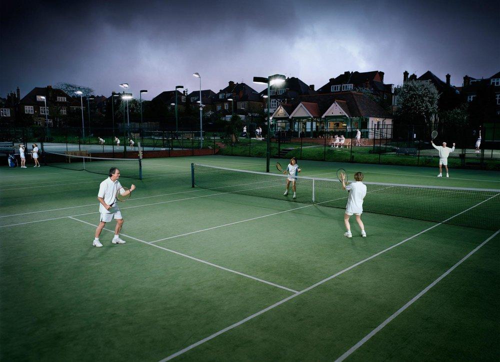 Jessica Van Der Weert Tennis