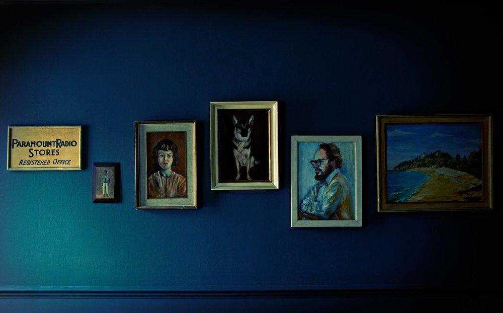 Graham Atkins-Hughes Gallery