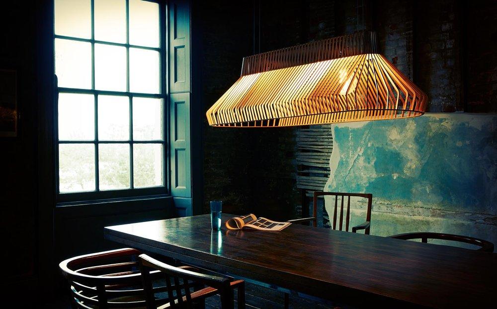 Graham Atkins-Hughes Overhead Light