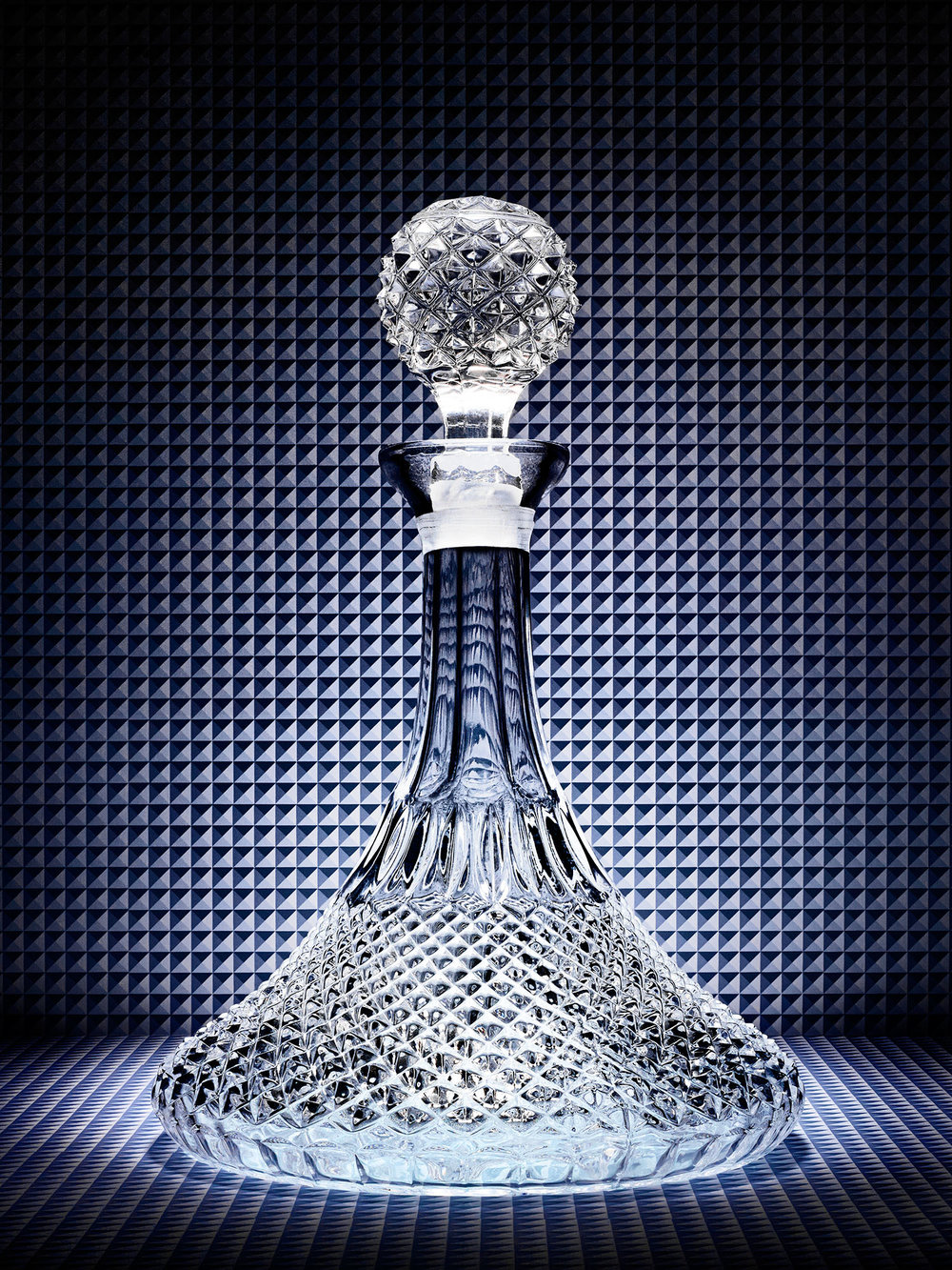 Tal Silverman Decanter