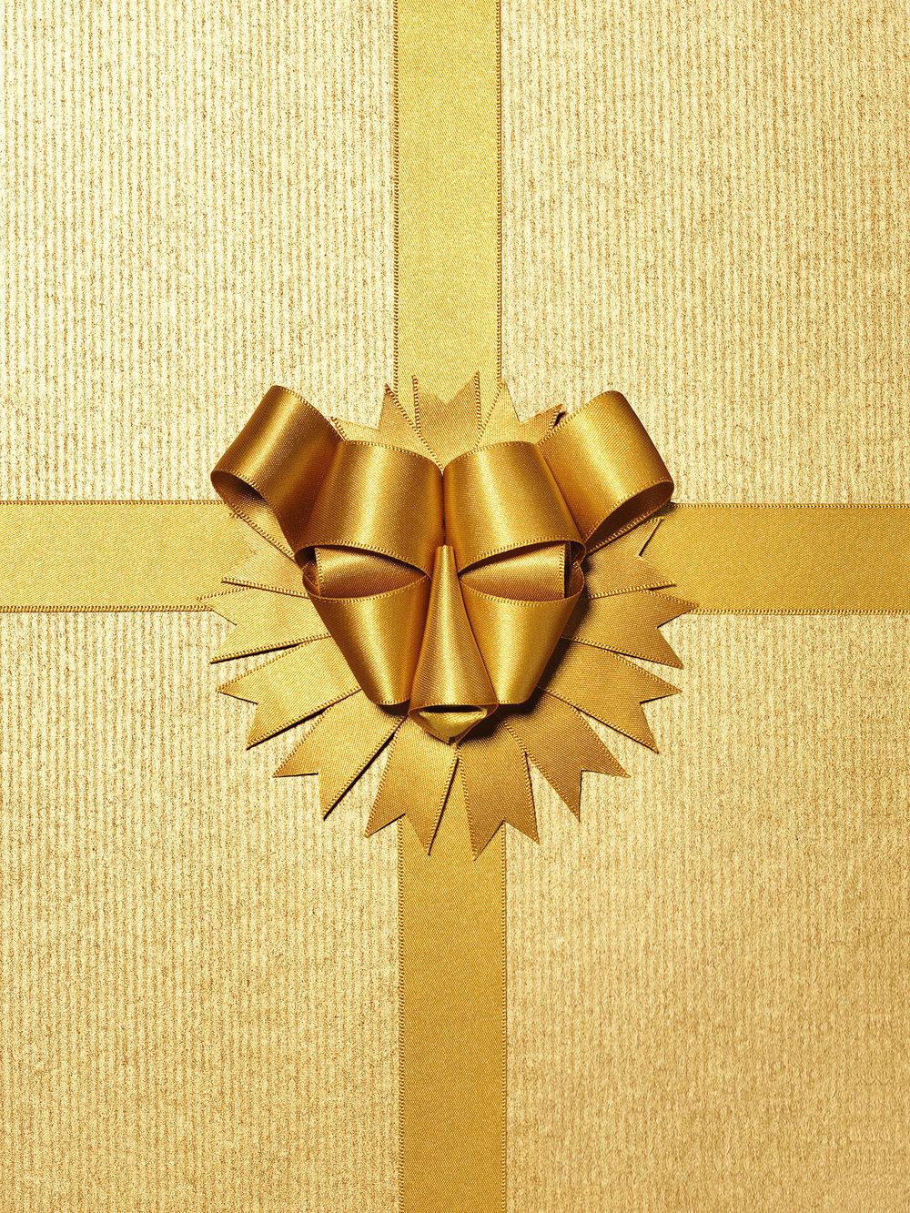 Tal Silverman Gift Bow