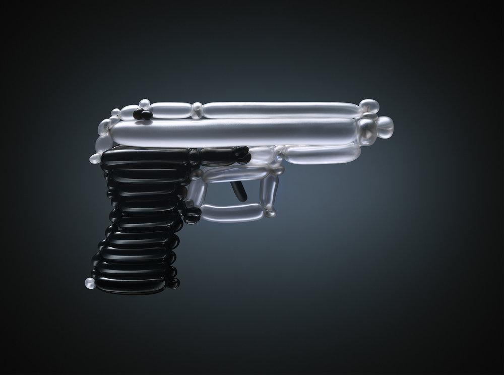 Tal Silverman Gun