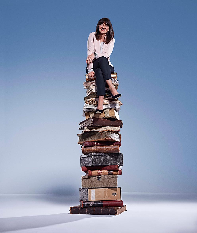 Simon Webb Davina McCall books