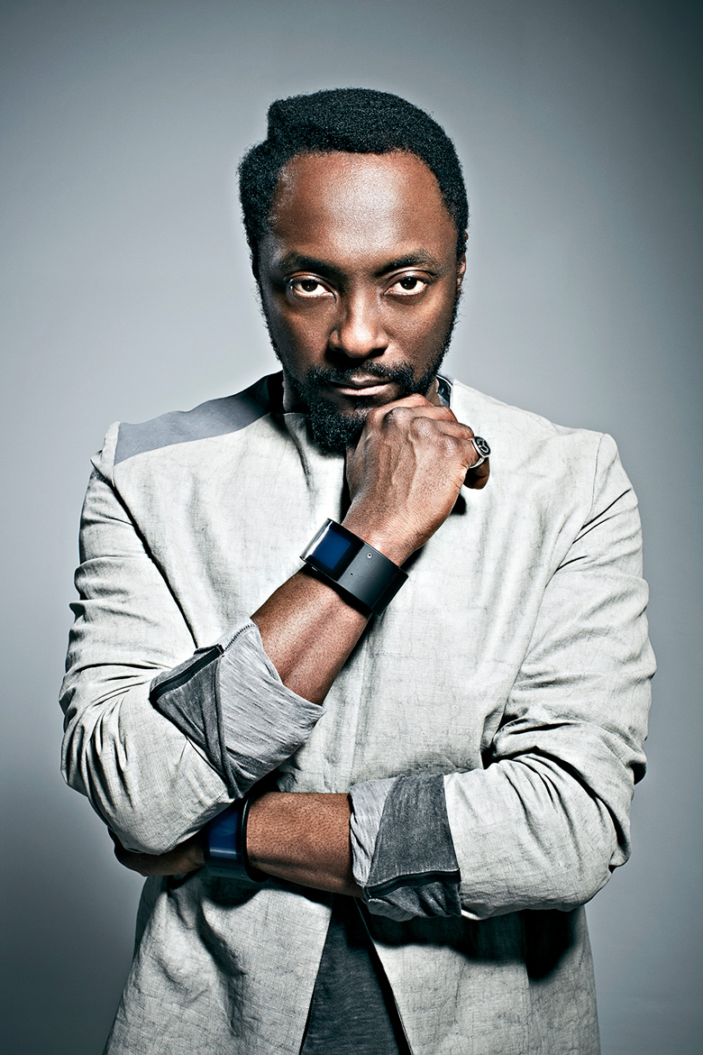 Simon Webb portrait Will i am
