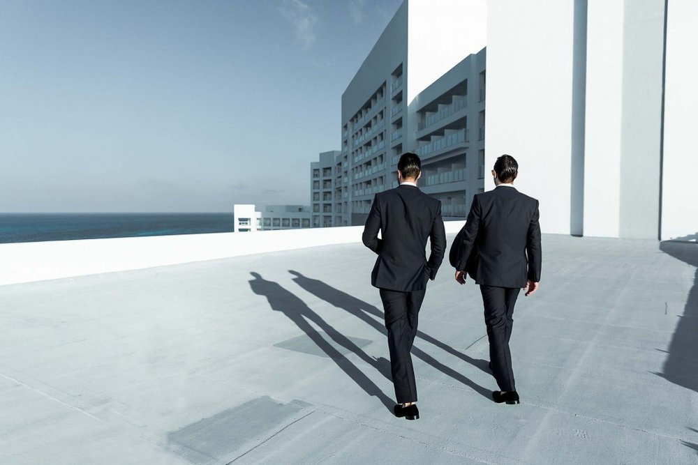 Richard Wadey - business men