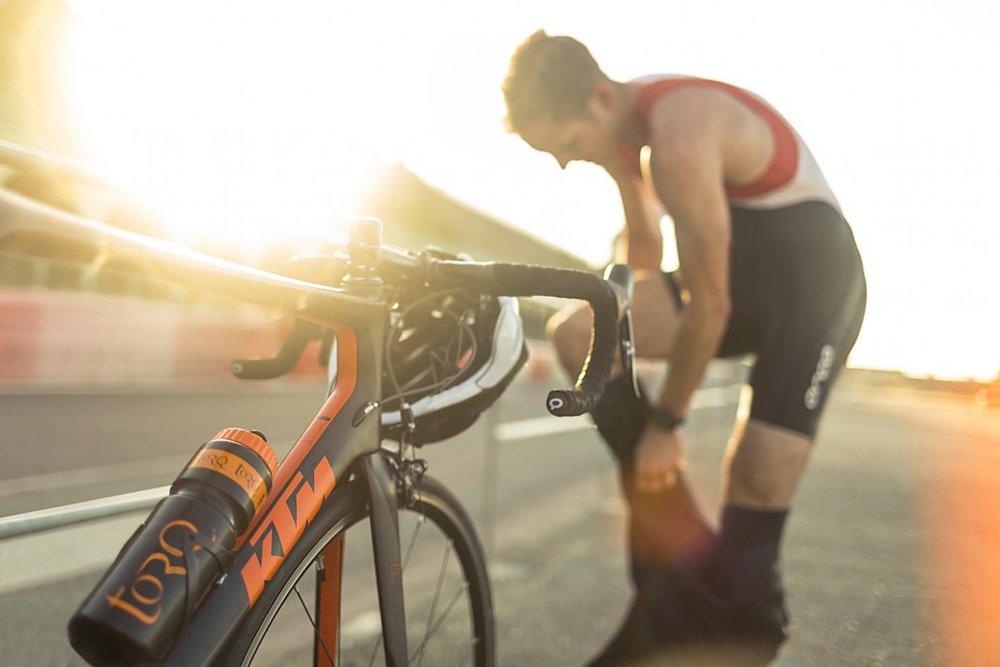 Richard Wadey - Triathlete