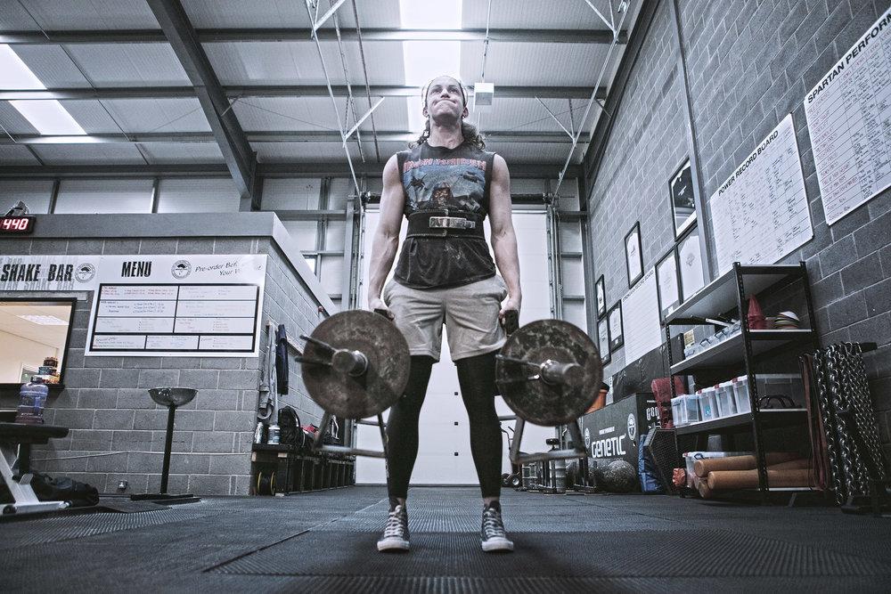 Dan Prince - Jenny Todd - weights