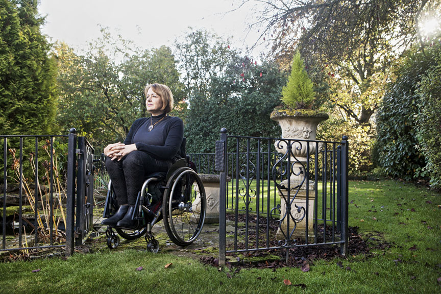 Dan Prince - Tanni Grey-Thompson for the FT